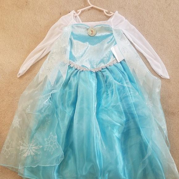 Elsa Costume disney store & Disney Costumes | Elsa Costume Store | Poshmark